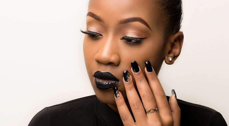 Luxe nails manicure services