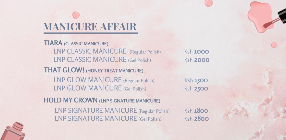 Manicure Affair